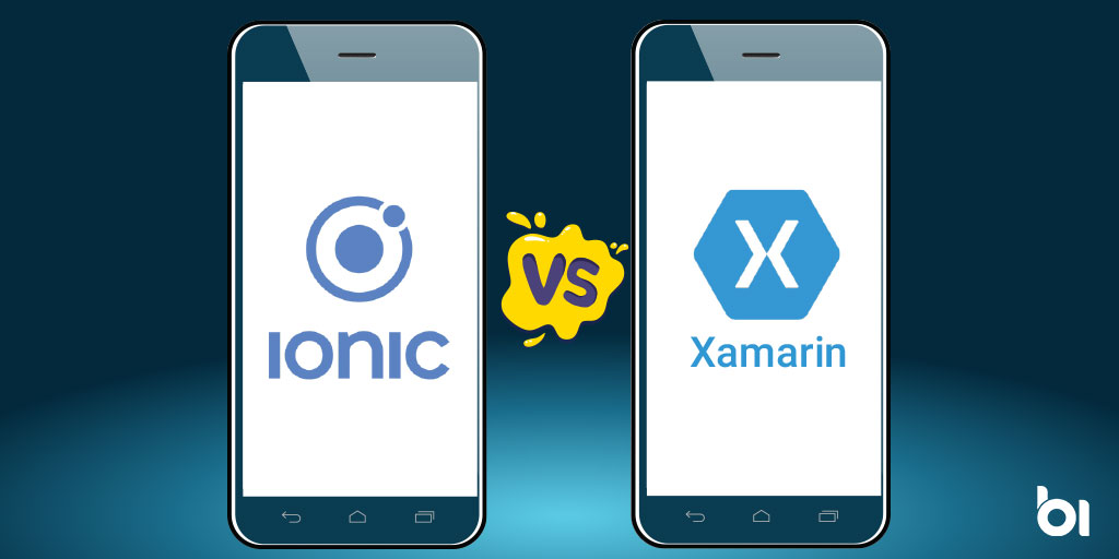 Ionic and Xamarin