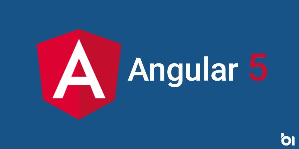 Angular version 5
