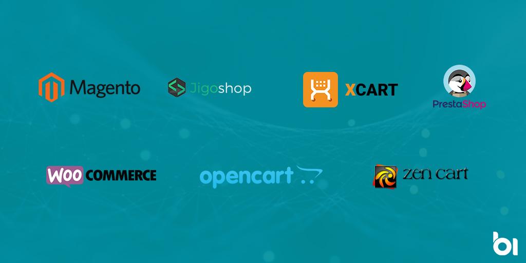 E-commerce Platforms