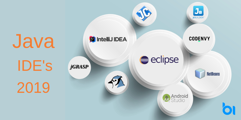 Top 10 Java IDE's to watch out in 2019