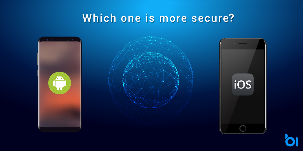 iOS VS Android Which one is more secure