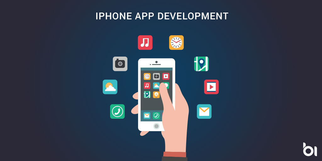 iPhone App Development and Services