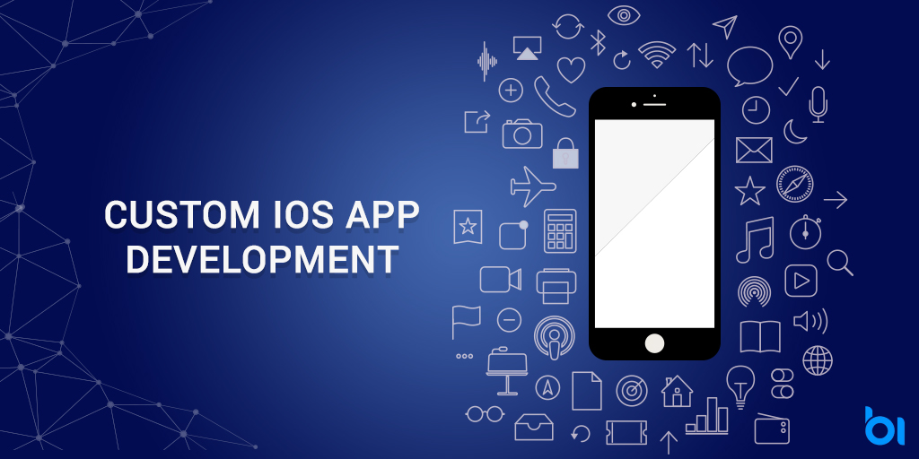 Custom iOS App Development Services