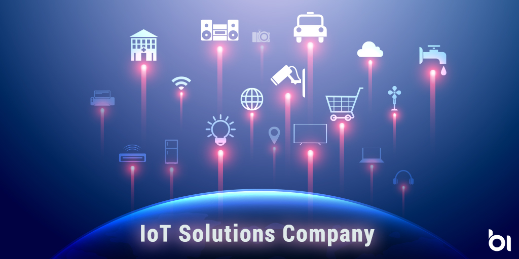 IoT Solutions and Services Company
