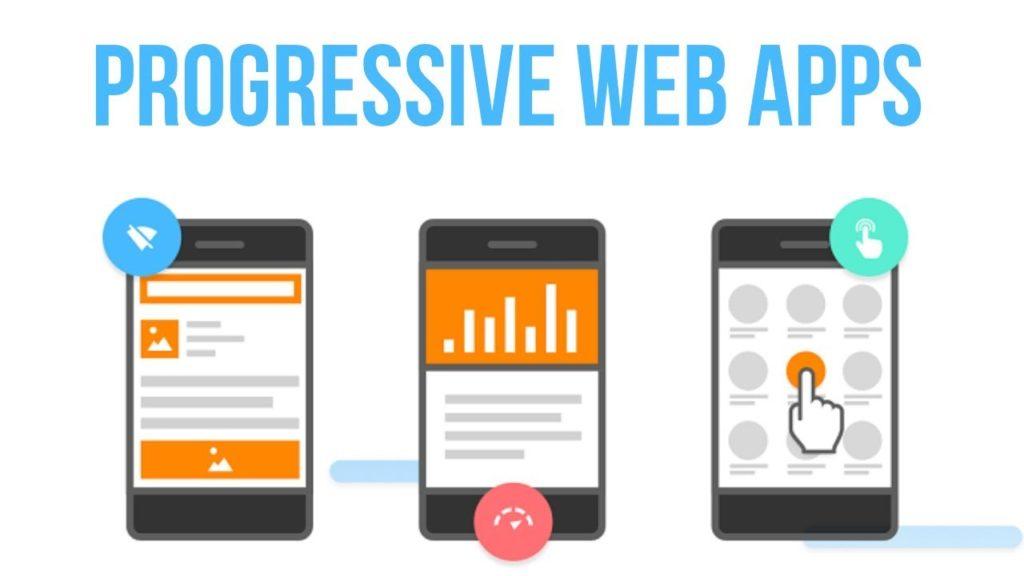3.Progressive Web Apps (PWA)
